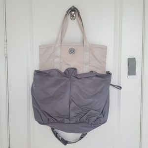 Lululemon Flow and Go Tote NWT